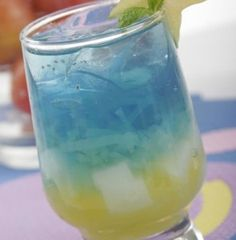 Rain Shower Baby Shower Blue Punch | Baby Shower/Party Ideas | Pinterest | Blue  Punch, Baby Shower Blue And Babies