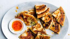 Scallion Pancakes Recipe | Bon Appetit