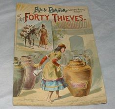 Ali Baba and the Forty Thieves  Margaret Early                    Asia Society