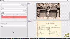 Tutoriel du logiciel de gestion de cartes postales anciennes CPAdDiCT (Gratuit) - Comment ajouter une carte à votre collection Ajouter, Bullet Journal, Collection, Antique Post Cards