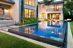 Zen - contemporary - pool - dallas - by Pool Environments, Inc.