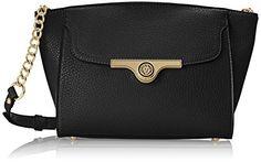 Anne Klein Lady Lock Crossbody Bag, Black, One Size Anne Klein http://www.amazon.com/dp/B00VJJ2PEA/ref=cm_sw_r_pi_dp_0WYxvb06CKS67