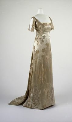 1911 french evening dress I'm in love like this like you wouldn't believe.