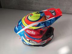 Racing Helmets Garage: X-lite X-502 L.Savadori 2017 by Lopodesign