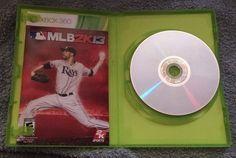 MLB 2K13 (Microsoft Xbox 360, 2013)