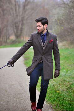 walk this way boy  #menswear #simplydapper #stylish