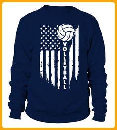 volleyball flag shirt - Volleyball shirts (*Partner-Link)