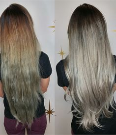 Transitional Highlighting with a Color Melt Effect - Hair Color - Modern Salon