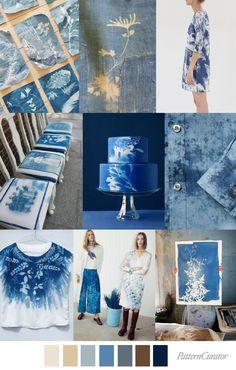 CYANOTYPE   pattern curator   Bloglovin'