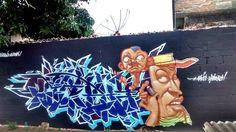 MADO e CHORAO  Graffiti