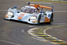 #29 Gulf Racing Middle East Lola Coupe Nissan