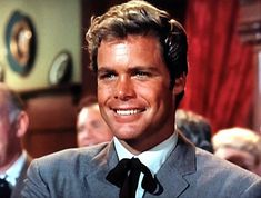 """Doug McClure in """"The Virginian."""" I'll aways love Dougie, even though he was 27 years older than me. Gaucho, Cowgirls, Best Barbecue Sauce, James Darren, Doug Mcclure, James Drury, Sandra Dee, The Virginian, Tv Westerns"""