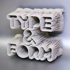 Type & Form by Karsten Schmidt