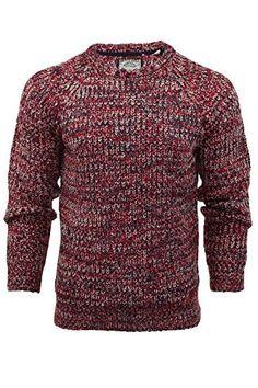 Mens Jumper Brave Soul 'Dawkins' Knit Crew Neck Sweater Brave Soul http://www.amazon.co.uk/dp/B00LTXYUQC/ref=cm_sw_r_pi_dp_akc2ub1SWCKRC