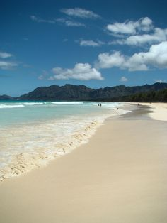 Bellows Beach Park, Hawaii