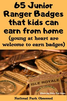 Did you know you can earn dozens of Junior Ranger Badges at home? It is a great way for kids to learn about parks from home. There are parks from across the country. Glacier Bay National Park, Us National Parks, International Travel Tips, Travel Reviews, Travel Usa, Family Travel, Ranger, Travel Inspiration, Road Trip