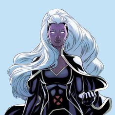 Storm Comic, Storm Marvel, Marvel Dc, Marvel Comics, Storm Xmen, Marvel Women, Marvel Girls, X Men, Marvel Universe