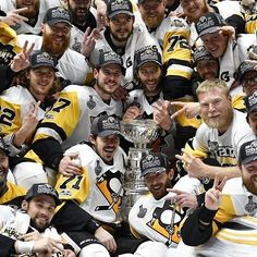 MCM...The Pittsburgh Penguins! Hats off to them for winning a second consecutive Stanley Cup! Game 6 was fun to watch! #stanleycupfinals #pittsburghpenguins #hockey