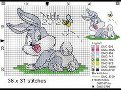 "Photo from album ""Schemi - Natalia/ Схемы - Natalia"" on Yandex. Disney Cross Stitch Patterns, Cross Stitch For Kids, Cross Stitch Baby, Cross Stitch Animals, Cross Stitch Charts, Cat Cross Stitches, Cross Stitch Bookmarks, Cross Stitching, Cross Stitch Embroidery"