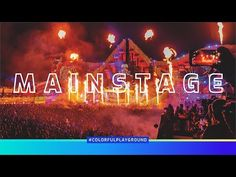 Electric Love Festival 2020 Stages: The Mainstage Elf, Playground, Electric, Love, Youtube, Color, Children Playground, Amor, Colour