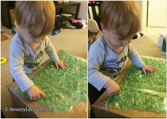 Month 13: Top 10 Sensory Activities for your 13 month old
