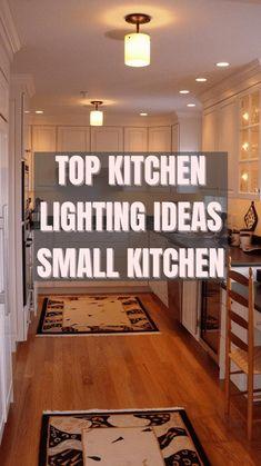 Small Kitchen Lighting, Kitchen Tops, Home Decor, Decoration Home, Room Decor, Kitchen Desks, Home Interior Design, Home Decoration, Interior Design