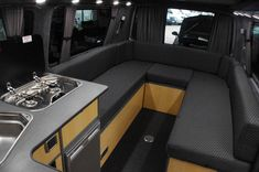 Custom VW campervan conversions done to your specification and brief. Vw Transporter Campervan, Vw Transporter Conversions, Vw Camper Conversions, Campervan Bed, T3 Camper, Camper Beds, Sprinter Camper, Vw T5 Interior, Campervan Interior