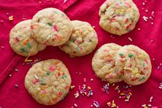 Cake Batter Cookies   BetsyLife