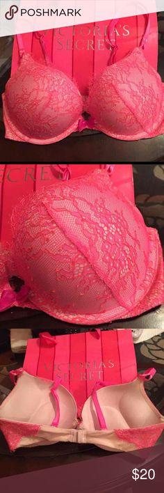 Victoria's Secret pink bra Nice lace bra Victoria's Secret Intimates & Sleepwear Bras