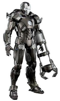 by Camo-Flauge on DeviantArt Iron Man Mark 2, Iron Man Art, Iron Man Avengers, Marvel Avengers Movies, All Iron Man Suits, War Machine Iron Man, Hot Toys Iron Man, Cool Pokemon Wallpapers, Combat Armor
