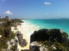 #Tulum #Ruins > http://mayanexplore.com/riviera-maya-destinations/Tulum/ruins-of-tulum #TulumTuesday