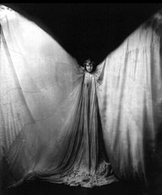 He Himself is the fuel our spirits were designed to burn, or the food our spirits were designed to feed on.  There is no other.     -C S Lewis....Dancer Loie Fuller, 1892