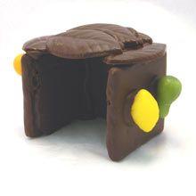 Mini Chocolate Sukkah