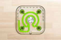 Fluidik: a weighing scale you'd actually want to use