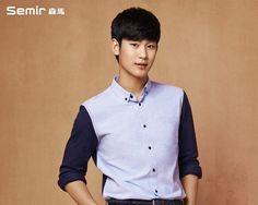 cool Kim Soo Hyun – Updates from Semir, BEANPOLE OUTDOOR, The Face Shop