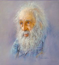 The work of Paul Murray - Joseph Pastel...Mary this artist is from my home town...i went to school with his younger brother.