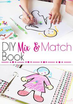 This DIY Mix & Match