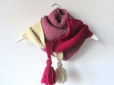 Han sido todo un descubrimiento las lanas Drops que venden en La mercería bilbaína en Bilbao. El colorido y la calidad es estu...