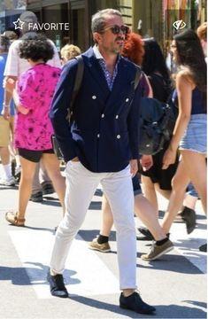 White Pants, Suede Shoes, Suit Jacket, Mens Fashion, Blazer, Suits, Jeans, Jackets, Fresh