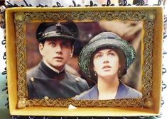 Tom and Lady Sybil