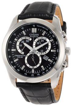 Citizen Men's AT1180-05E Chronograph Eco Drive Watch