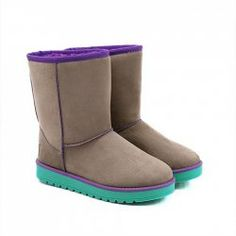 $18.16 Comfortable Women's Snow Boots With Color Matching and Suede Design