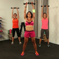 This is no joke! Just did it and sweating good!! Get Beach-Ready With This 10-Minute Bikini Boot Camp!
