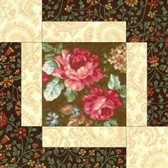 Amelia Rose Quilt Blocks Kit