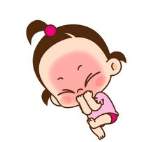 Cute Cartoon Pictures, Cute Love Cartoons, Gif Pictures, Cute Cartoon Characters, Cartoon Gifs, Baby Cartoon, Good Friends Are Like Stars, Cute Love Gif, Gif Collection