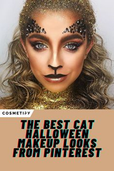 There's 101 reasons as to why cat Halloween makeup is our go-to, our favourite being that anyone and everyone can get involved. Cute cat makeup, feline flicks, a glitter kitty or a contoured lion are just a few cat-inspired looks that you can match to your style. Not one cat is the same, which means you can pull it off year after year – cats do have nine lives, after all. Click through if this is your first rodeo or if you fancy yourself as a bit of a cat-lady who is running out of…