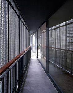 Rue des Suisses Apartment Buildings by Herzog & De Meuron — The Tree mag