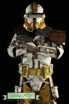 Star Wars - Commander Bly - CC-5052 by LuckyMintPhoto.deviantart.com on @deviantART