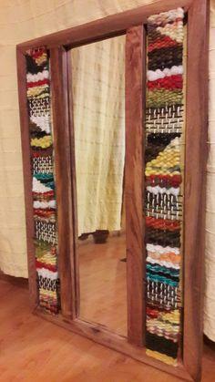 Weaving Art, Tapestry Weaving, Loom Weaving, Santa Fe Decor, Subversive Cross Stitches, Wig Making, Tear, Creative Crafts, Sweet Home