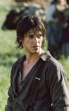French actor Gaspard Ulliel would make a great Fergus, IMO . . .